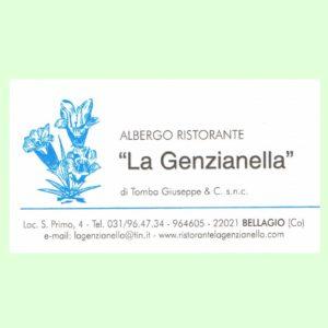 logo genzianella